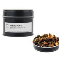 Alibaba Pfeffer Mischung von Aromatikus in einer Aromaschutzdose