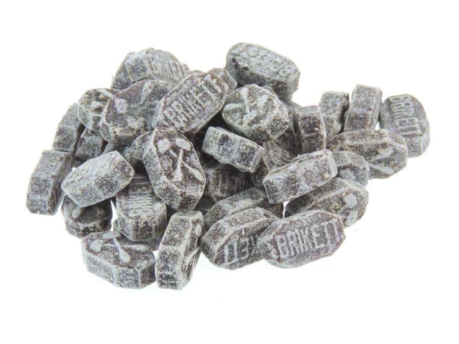 Anis-Fenchel Bonbons in Brikettform von Aromatikus