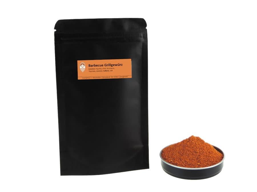 Barbecue Grillgewürz von Aromatikus im verschließbaren Nachfüllpäckchen