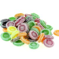 Brausemischung Bonbons