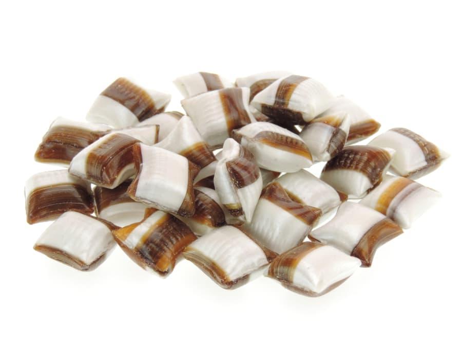 gefüllte Cappuchino/Kaffee Bonbons in Kissenform von Aromatikus