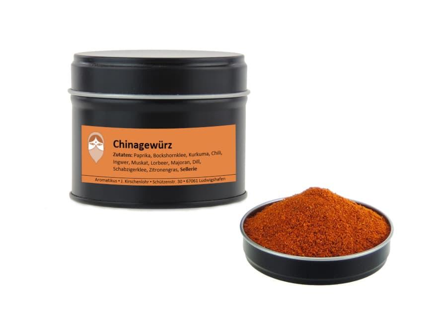 Chinagewürz Gewürzmischung von Aromatikus in einer Aromaschutzdose