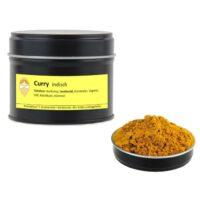 indischer Curry von Aromatikus in einer Aromaschutzdose