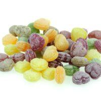 Früchtemischung Sweet Heart Bonbons