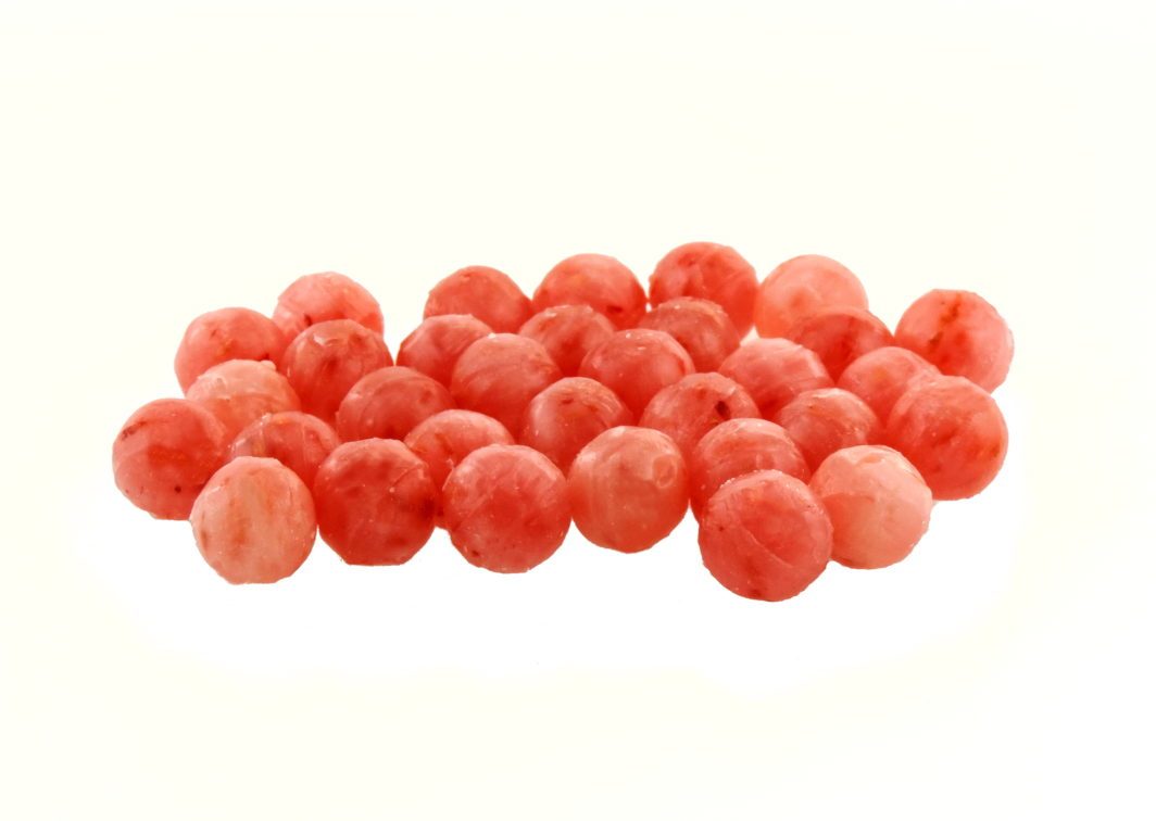 Inclusions gefriergetrocknete Erdbeeren eingeschlossen Bonbons von Aromatikus