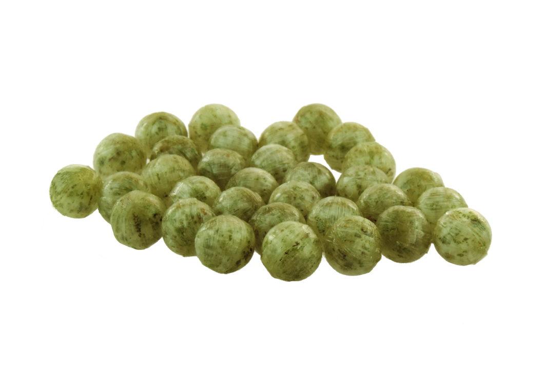 Inclustions Grüne Minze Blätter Bonbons von Aromatikus