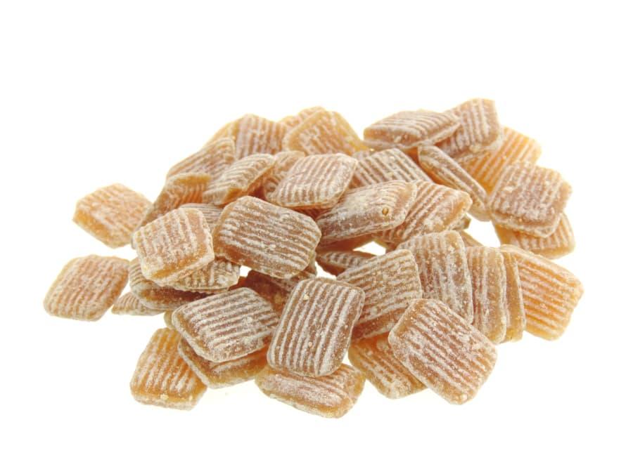 pure scharfe Ingwer Bonbons von Aromatikus