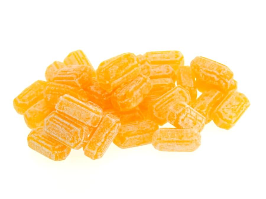 fruchtige Ingwer-Orange Bonbons von Aromatikus