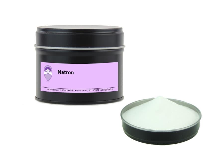 Natron von Aromatikus in einer Aromaschutzdose