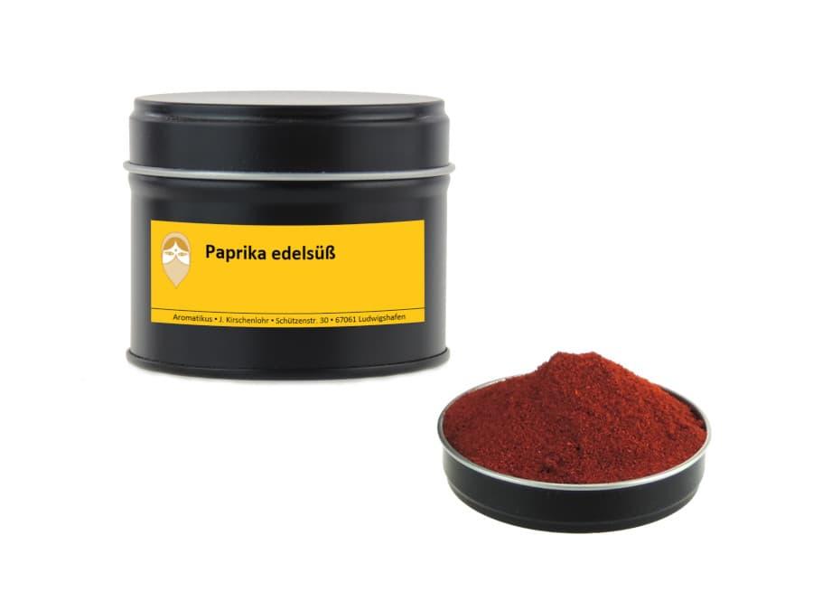 Paprika ungarisch edelsüß von Aromatikus in einer Aromaschutzdose