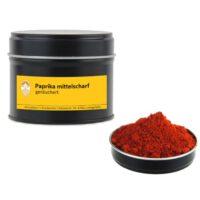 Paprika mittelscharf geräuchert von Aromatikus in einer Aromaschutzdose