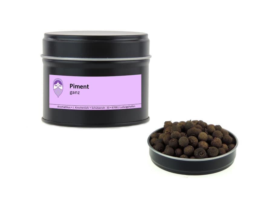 Piment ganz von Aromatikus in einer Aromaschutzdose