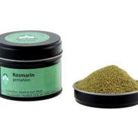 Rosmarin gemahlen von Aromatikus
