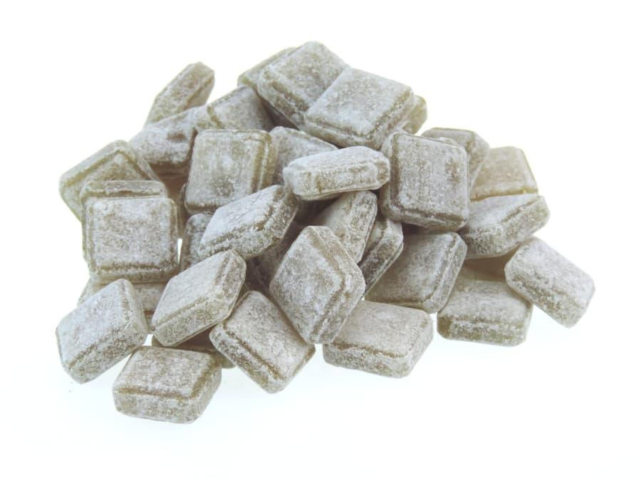 Salbei Bonbons in Würfelform von Aromatikus