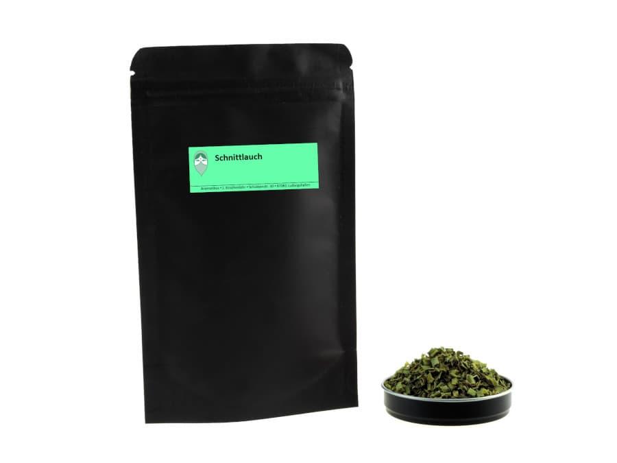 Schnittlauch von Aromatikus im verschließbaren Nachfüllpäckchen