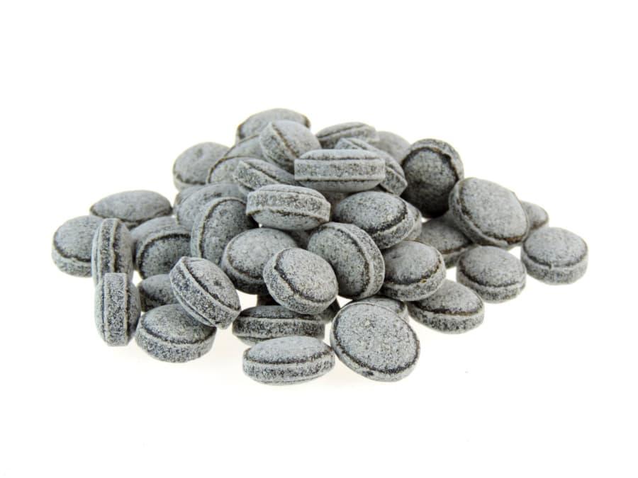 Schwarztee Bonbons von Aromatikus