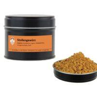 Stollengewürz Mischung von Aromatikus in einer Aromaschutzdose