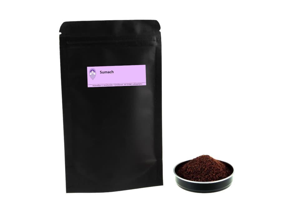 Sumach von Aromatikus im verschließbaren Päckchen