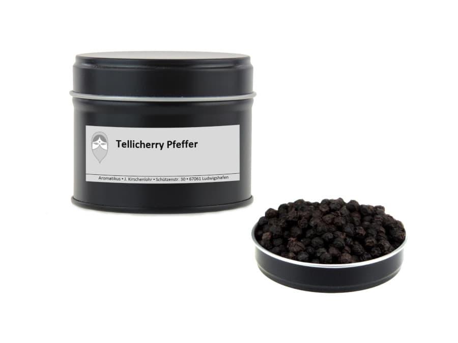 Tellicherry Pfeffer von Aromatikus in einer Aromaschutzdose