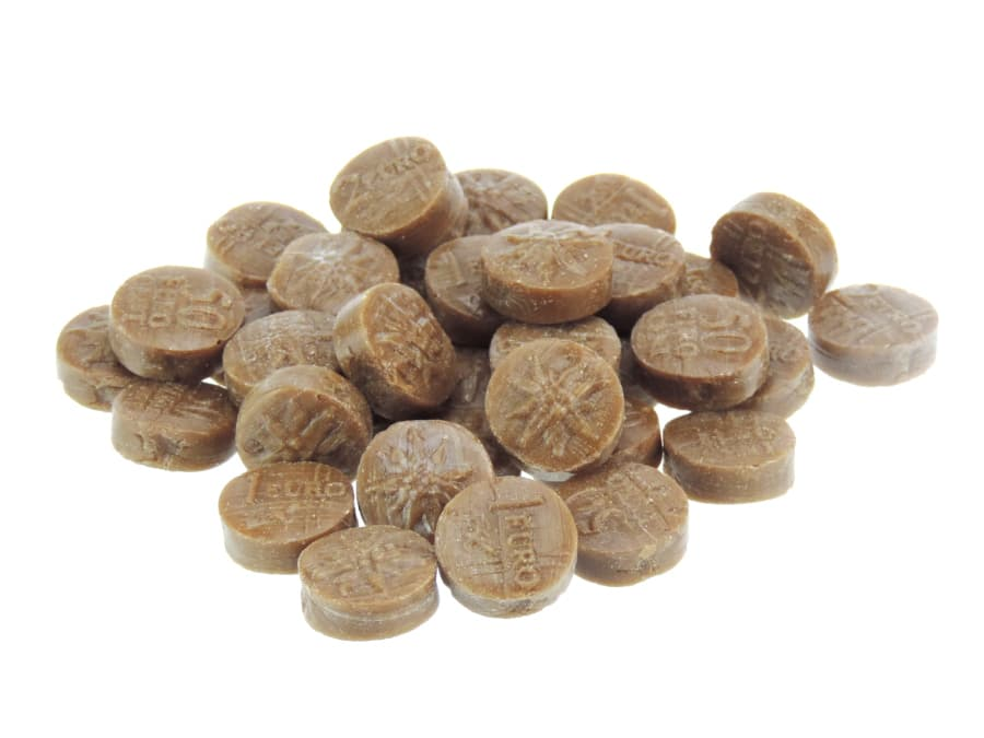 Vollmilch Karamell Bonbons von Aromatikus