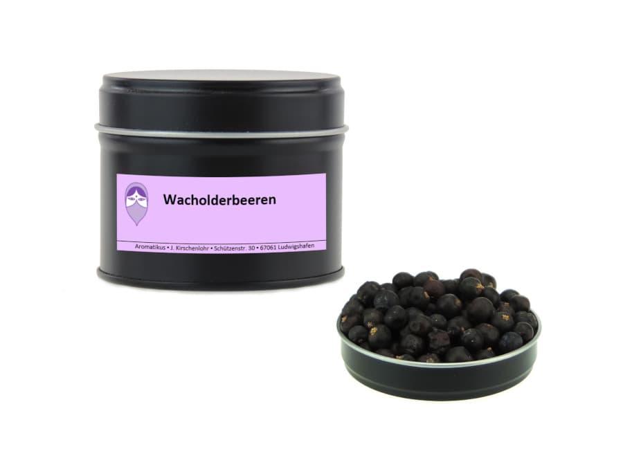 Wacholderbeeren von Aromatikus in einer Aromaschutzdose