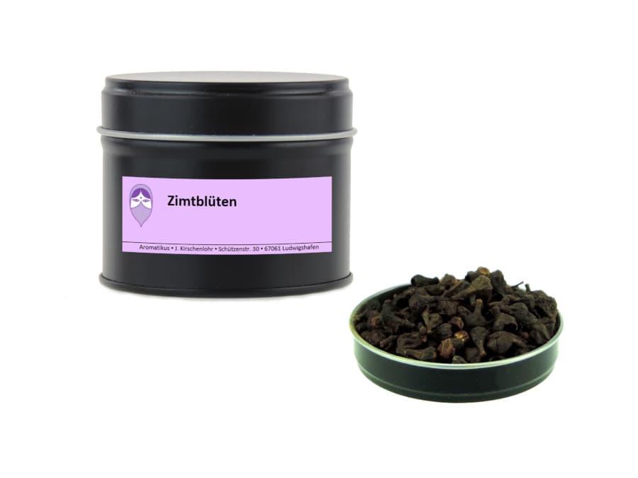 Zimtblüten von Aromatikus in einer Aromaschutzdose