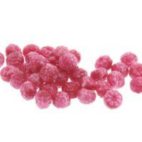 Himbeeren Bonbons (zuckerfrei)