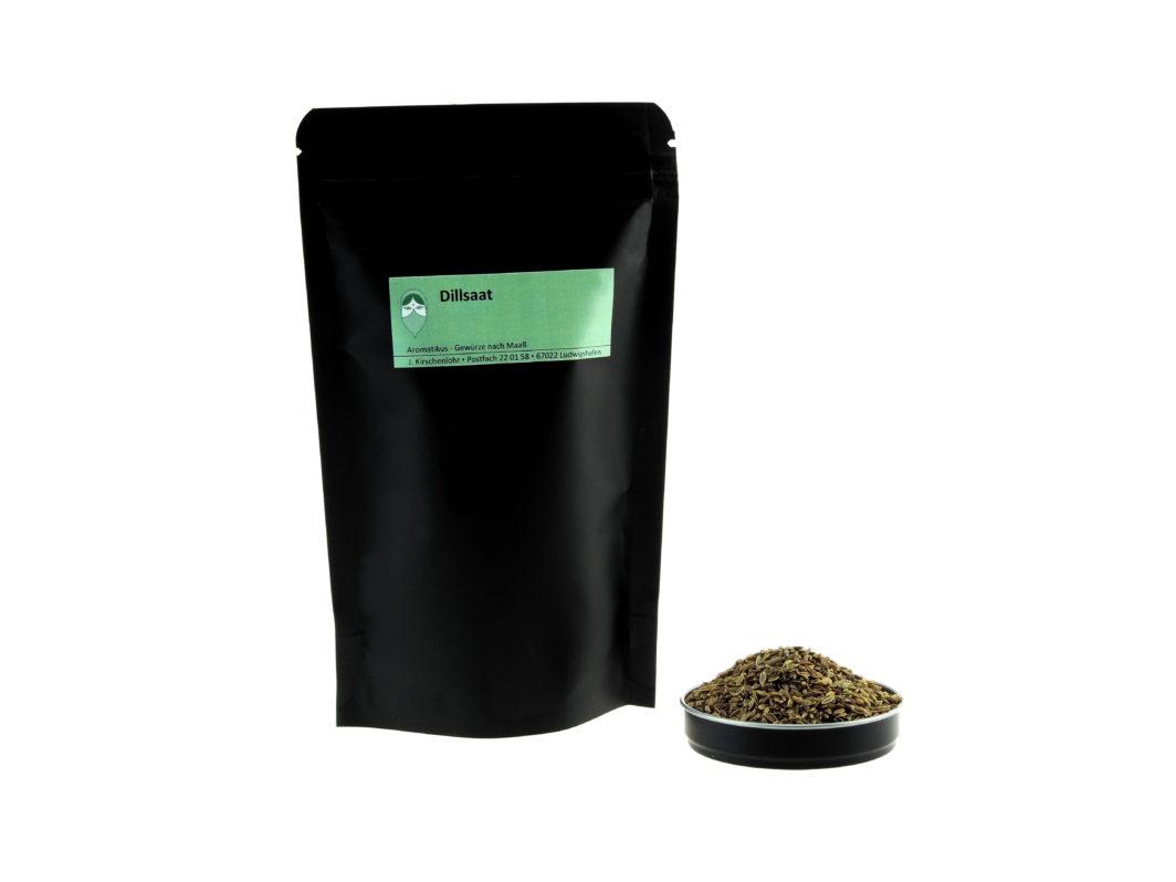 Dillsaat Dillsamen Samendill von Aromatikus
