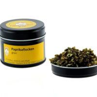 Paprikaflocken grün getrocknet von Aromatikus