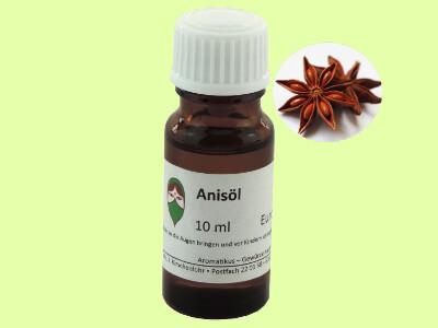 Ätherisches Duftöl Anis als naturreines Öl von Aromatikus