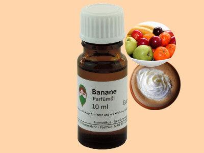Ätherisches Duftöl Banane als Parfümöl von Aromatikus