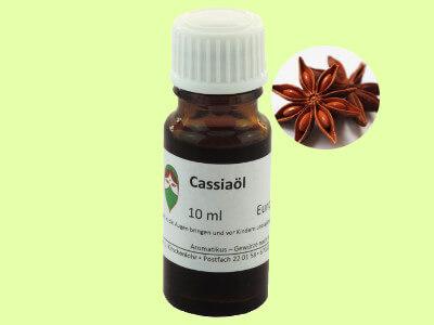 Ätherisches Duftöl Cassia Zimt als naturreines Öl von Aromatikus