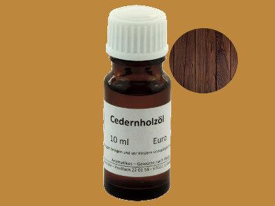Ätherisches Duftöl Cedernholz/Zedernholz als naturreines Öl von Aromatikus