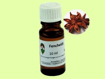 Ätherisches Duftöl Fenchel als naturreines Öl von Aromatikus