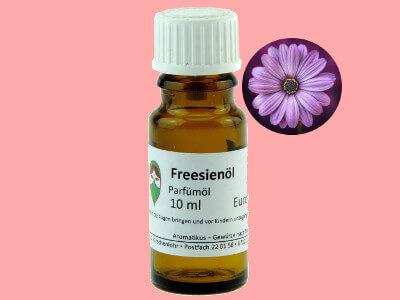 Ätherisches Duftöl Freesie als Parfümöl von Aromatikus
