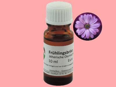 Ätherisches Duftöl Frühlingsbrise als Parfümöl Mischung von Aromatikus
