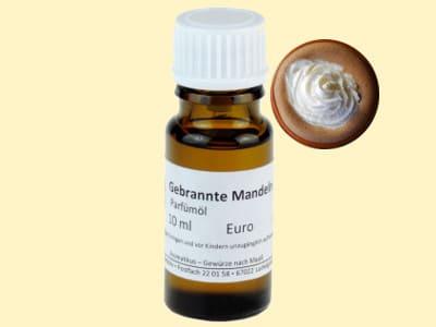 Ätherisches Duftöl Gebrannte Mandeln als Parfümöl von Aromatikus