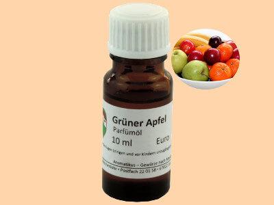 Ätherisches Duftöl Grüner Apfel als Parfümöl von Aromatikus