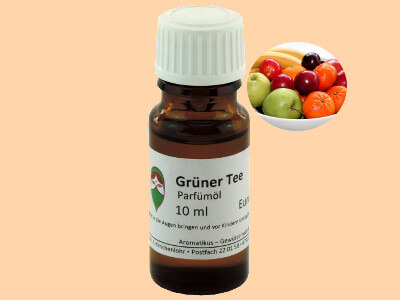 Ätherisches Duftöl Grüner Tee als Parfümöl von Aromatikus