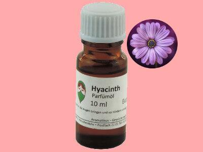 Ätherisches Duftöl Hyacinth als Parfümöl von Aromatikus