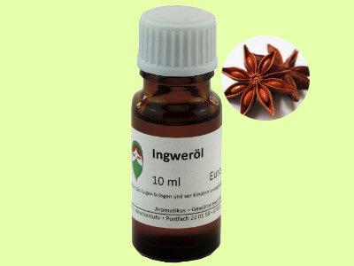 Ätherisches Duftöl Ingwer als Parfümöl von Aromatikus