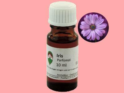 Ätherisches Duftöl Iris als Parfümöl von Aromatikus