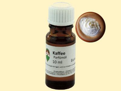 Ätherisches Duftöl Kaffee als Parfümöl von Aromatikus