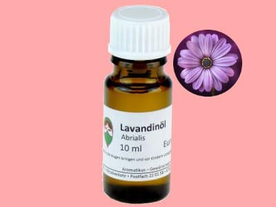 Ätherisches Duftöl Lavandin als naturreines Öl von Aromatikus