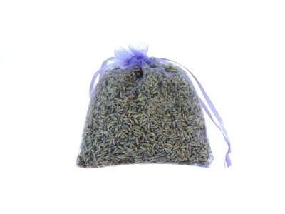Lavendelblüten aus der Provence als Lavendelsäckchen von Aromatikus
