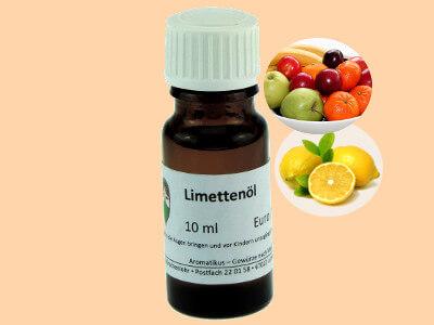 Ätherisches Duftöl Limette als naturreines Öl von Aromatikus