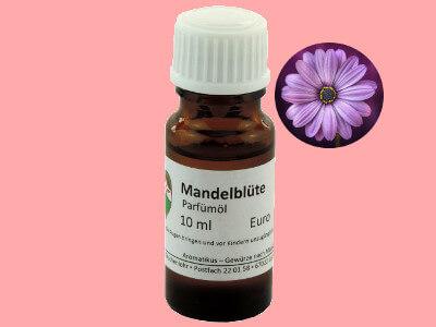 Ätherisches Duftöl Mandelblüte als Parfümöl von Aromatikus