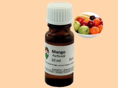 Ätherisches Duftöl Mango als Parfümöl von Aromatikus