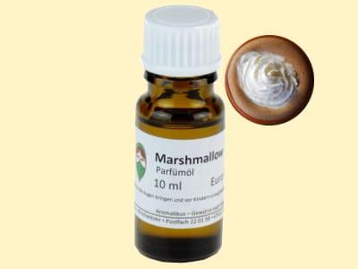 Ätherisches Duftöl Marshmallow als Parfümöl von Aromatikus