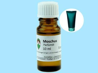 Ätherisches Duftöl Moschus als Parfümöl von Aromatikus